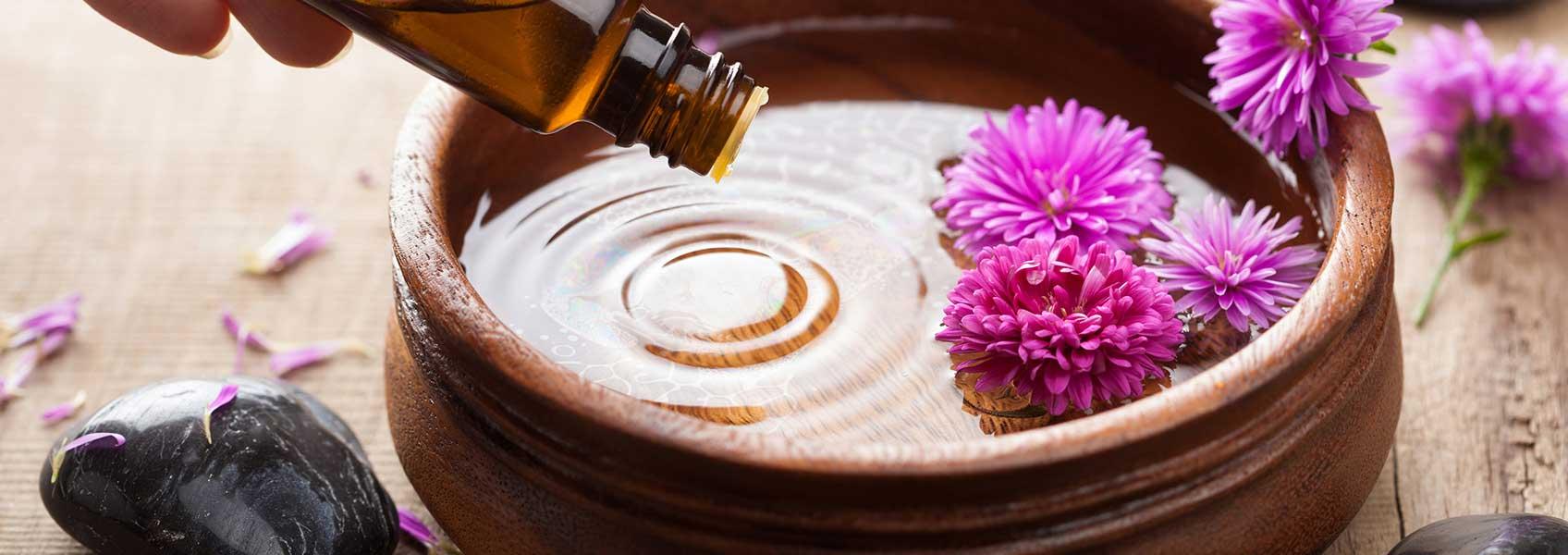 Medecine alternative et huile