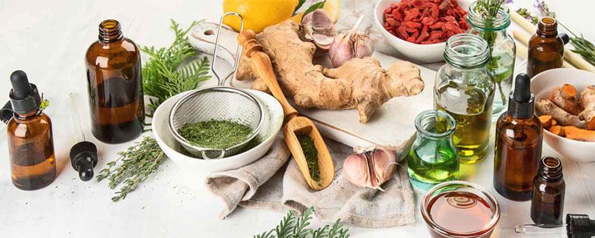 Remèdes naturels à base de plantes et de tisanes sans effets secondaires sur la santé