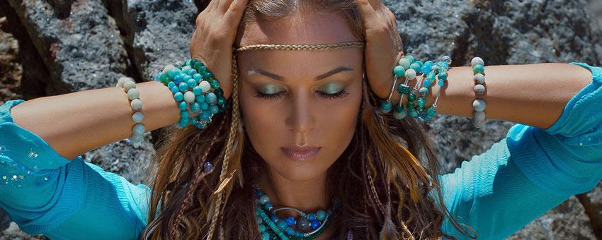 Les pouvoirs des pierres naturelles utilisées dans les bijoux
