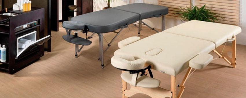 Les avantages d'une table de massage pliante professionnelle