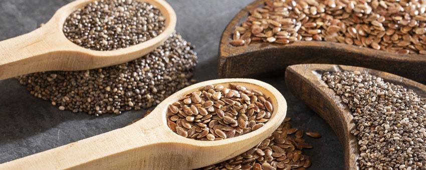 Guide santé : découvrez les vertus des graines de chia